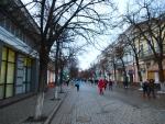 Симферополь, Пешеходная зона