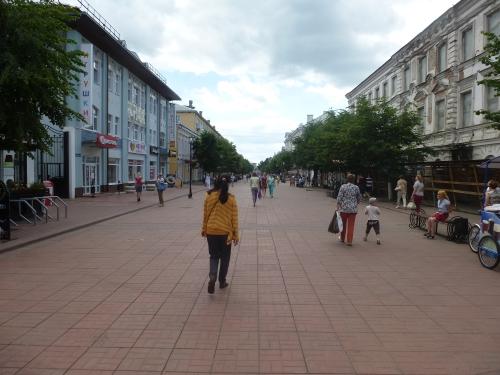 Тверь, Трёхсвятская улица