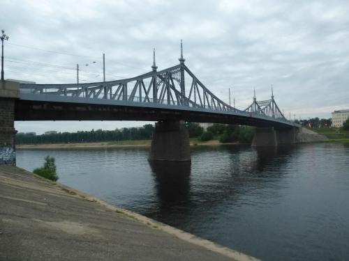 Тверь, Староволжский мост