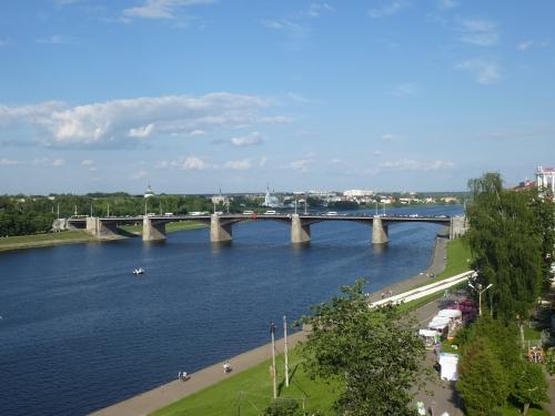 Тверь, Нововолжский мост