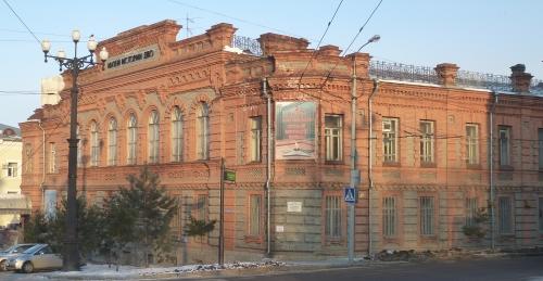 Хабаровск. Военно-исторический музей Восточного (Дальневосточного) военного округа