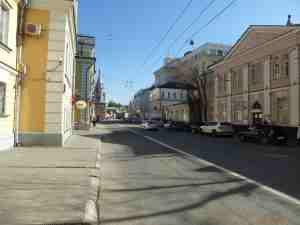 Улица Большая Полянка (Москва)