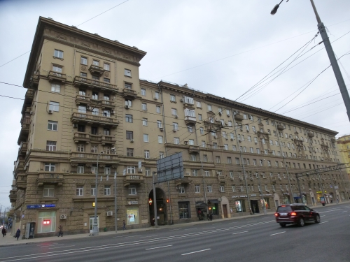 Проспект Мира дом 76 - 78