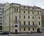 Москва. Проспект Мира дом 62 строение 1