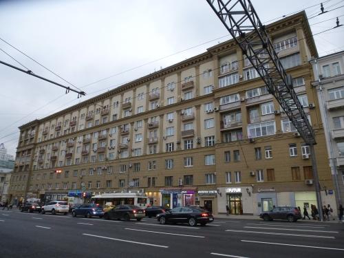 Москва, Проспект Мира дом 46