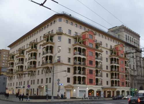 Москва, Проспект Мира дом 40