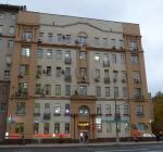 Москва. Проспект Мира дом 36