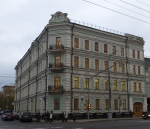 Москва. Проспект Мира дом 24