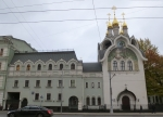 Москва. Проспект Мира дом 22а
