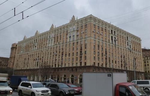 Москва, Проспект Мира дом 118