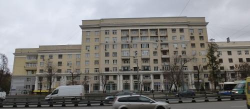 Москва, Проспект Мира дом 124