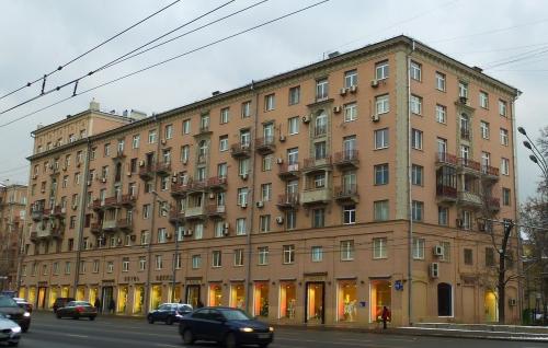 Москва, Ленинский проспект дом 18