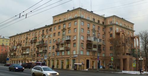 Москва, Ленинский проспект дом 20