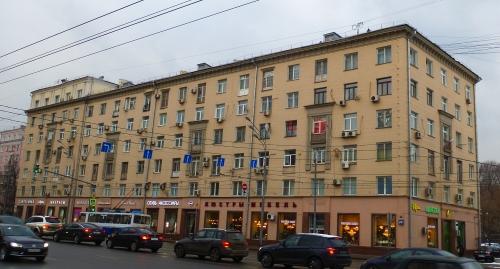 Москва, Ленинский проспект дом 24