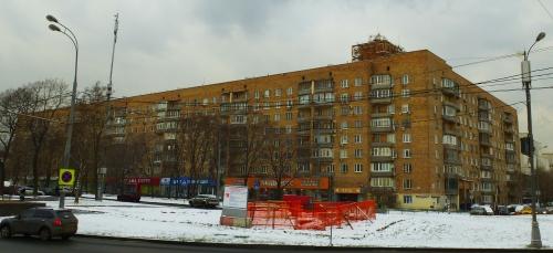 Москва, Ленинский проспект дом 32