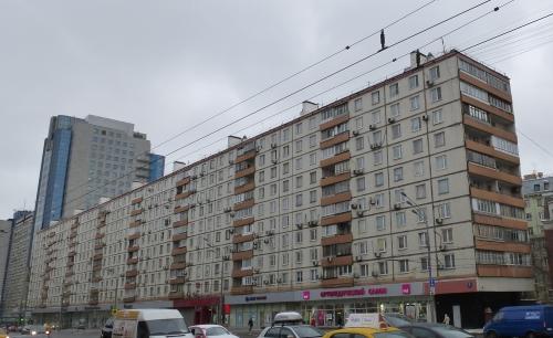 Москва, Ленинский проспект дом 3
