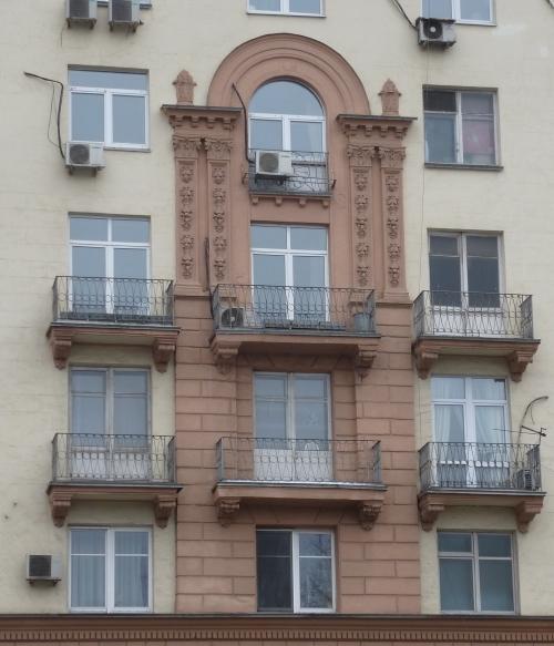Москва, Ленинский проспект дом 35