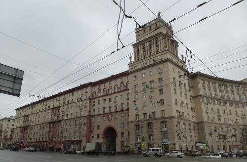 Москва, Ленинский проспект дом 37