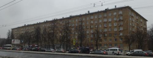 Москва, Ленинский проспект дом 44