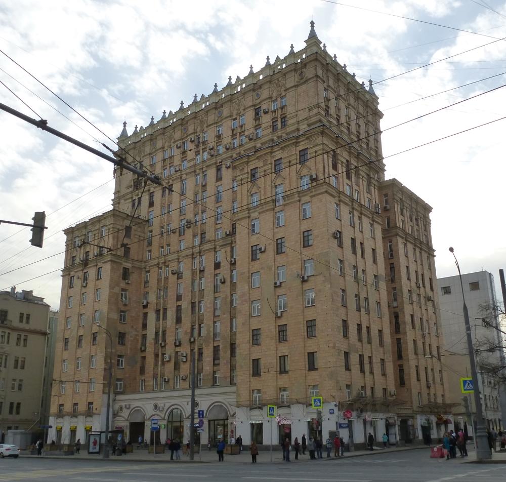 Москва, Проспект Мира дом 49