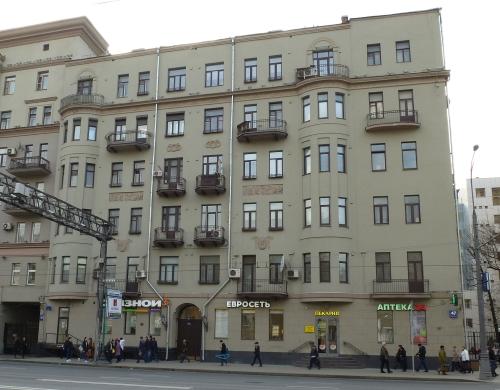 Москва, Проспект Мира дом 47 строение 1