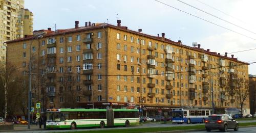 Москва, Ленинский проспект дом 57