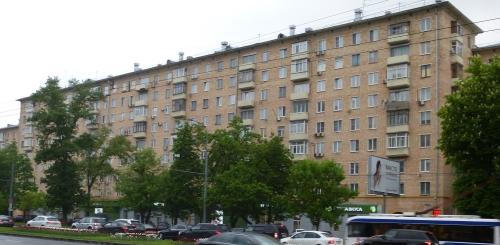 Москва, Ленинский проспект дом 64