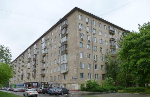 Москва, Ленинский проспект дом 69