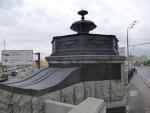 Москва. Фонтан Крестовского моста