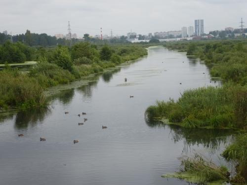Москва, Лосиный остров