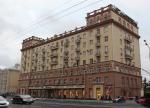 Москва. Садовая-Кудринская улица