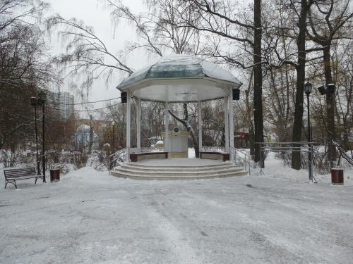 Москва. Сокольники