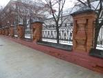 Москва. Лаврушенский переулок