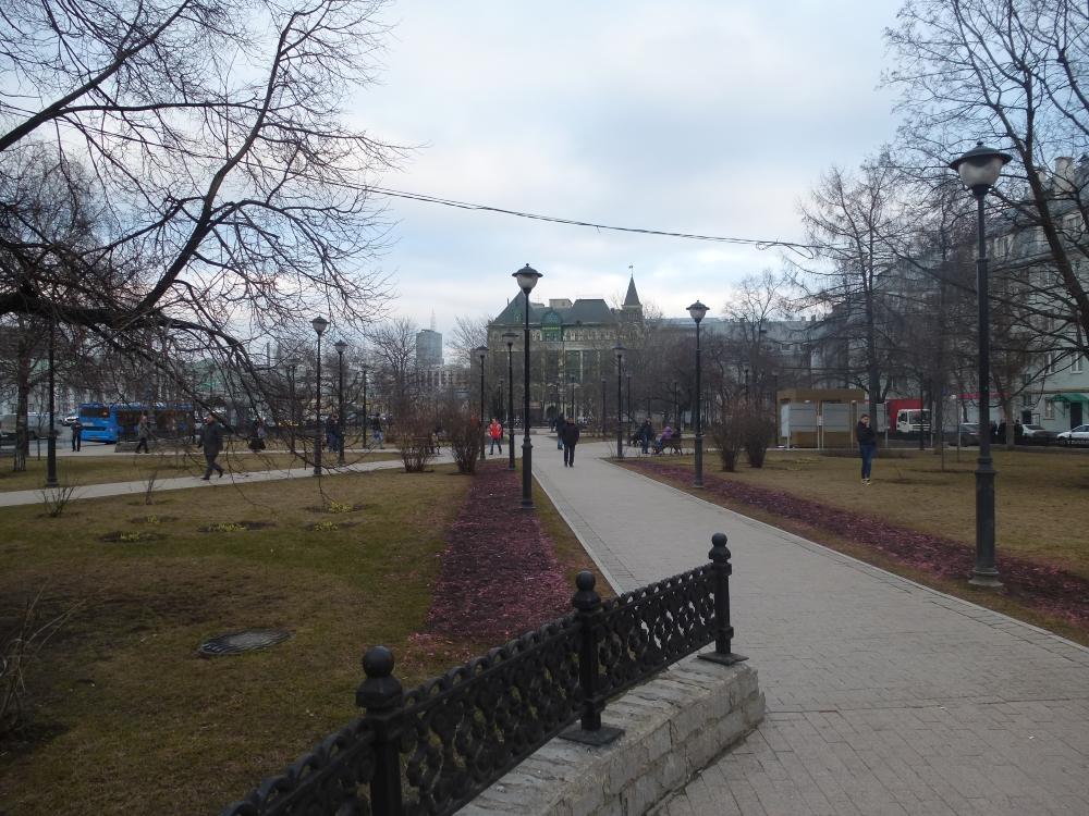 Москва. Сухаревская