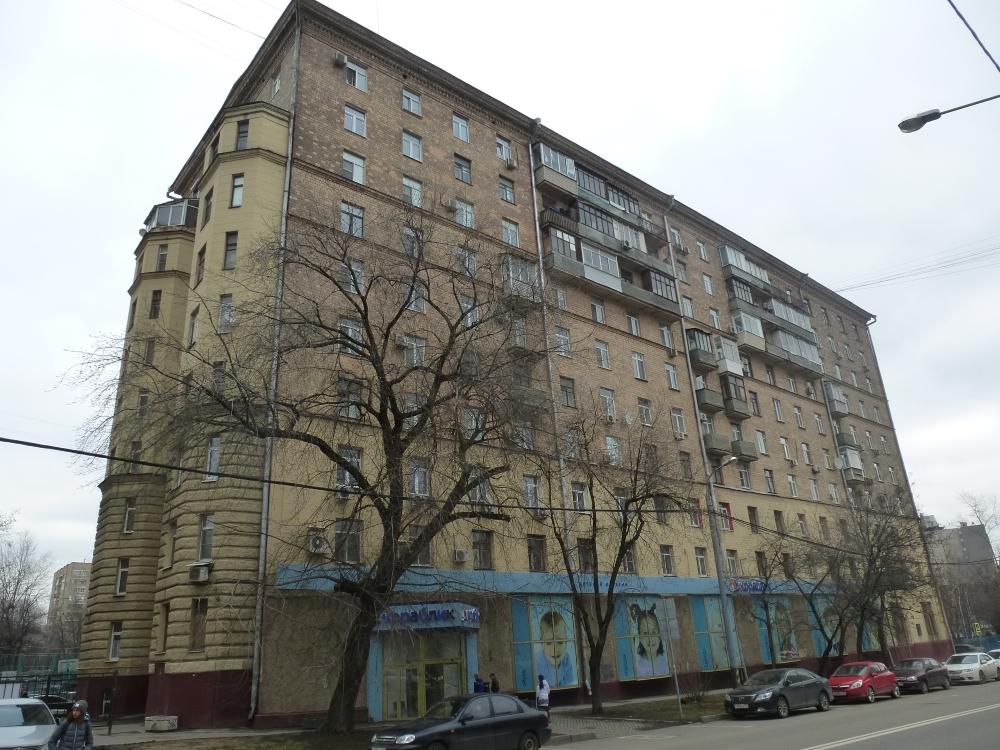 Москва, Проспект Мира дом 118А