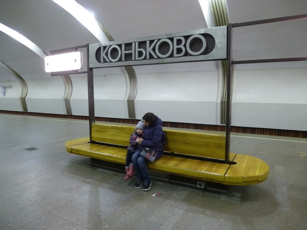 Москва. Коньково