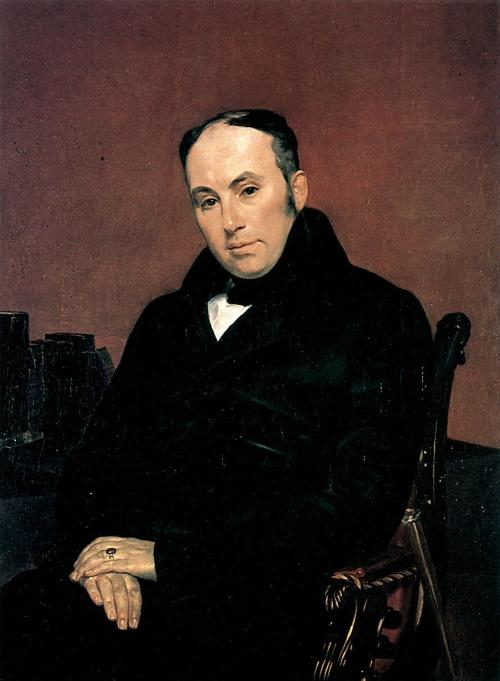 Портрет В. А. Жуковского. Карл Брюллов (1837 г.)