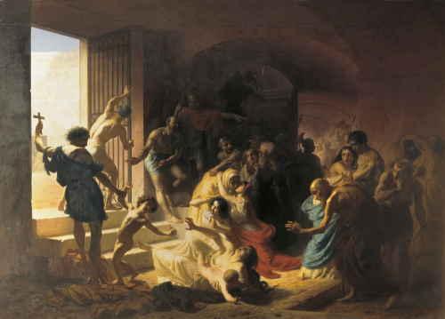 Христианские мученики в Колизее (Флавицкий К.Д.)