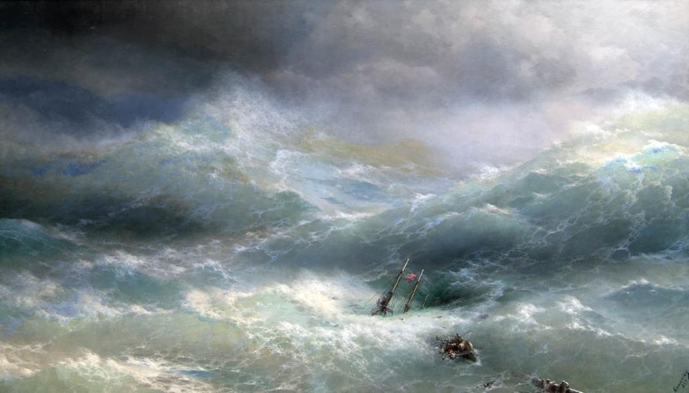 Волна (Айвазовский И.К.)